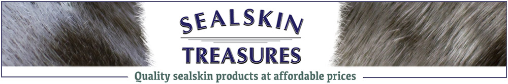 Sealskin Treasures Logo